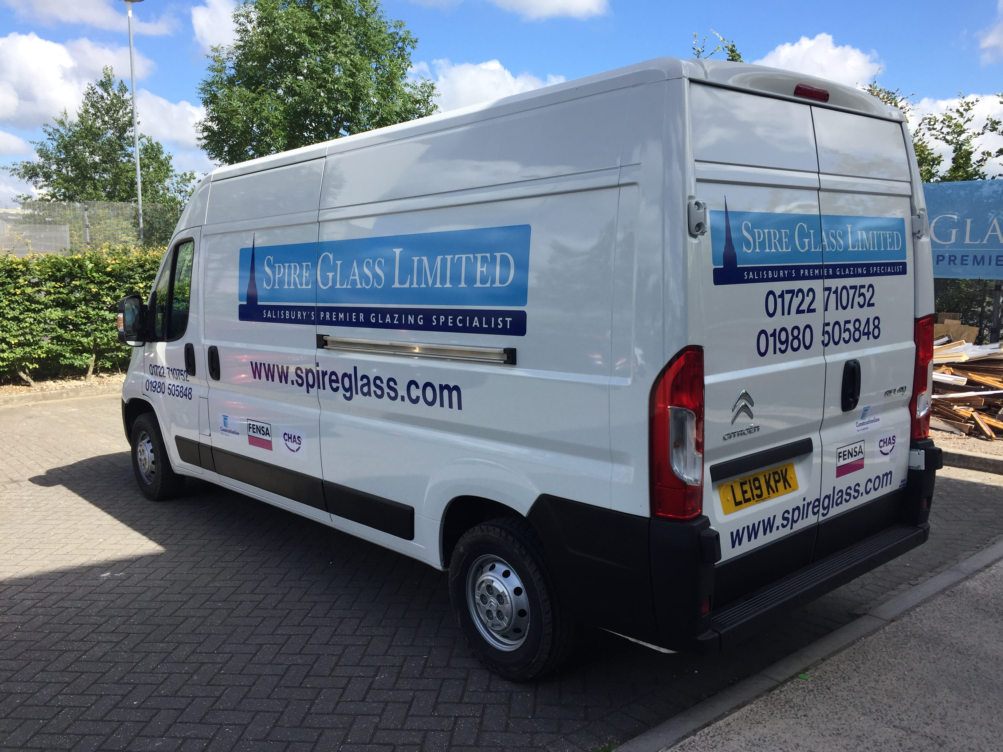 Vehicle Graphics A